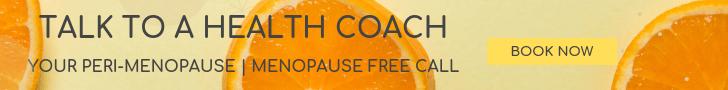 Talk to a Health Coach banner ad